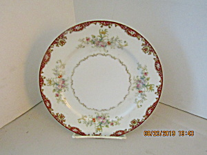 Vintage Meito China Hanover Luncheon Plate