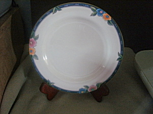 Floral Bliss By Mikasa Salad Plate