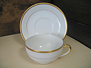 Noritake The Mikado Cup And Saucer Set