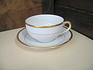 Vintage Noritake The Mikado Cup And Saucer Set