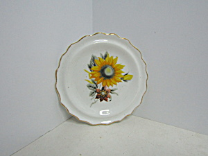Royal Grafton Fine Bone China Mini Floral Plate