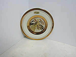 Expressive Designs Art Of Chokin Miniature Plate