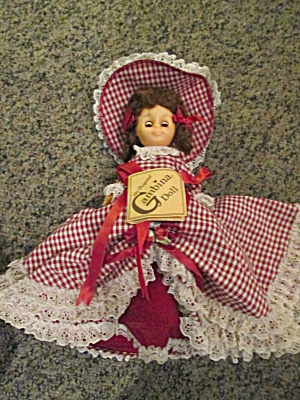 An Original Gambina Doll Scarlet Southern Belle