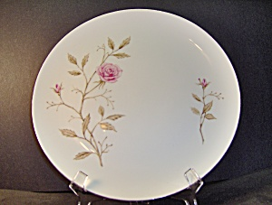 Meito June Rose Dinner Plate