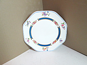 Vintage Royal Vitreous John Maddock And Son Bread Plate