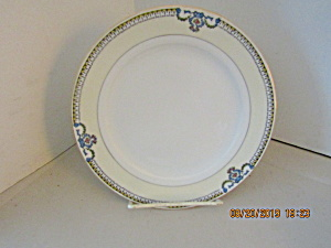 Vintage Noritake Hand Painted Beaumont Luncheon Plate