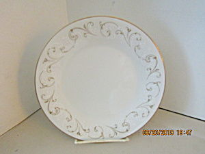 Vintage Noritake Duetto Luncheon Plate
