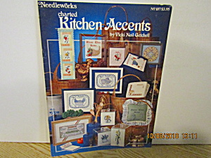 Needleworks Book Charted Kitchen Accents #107