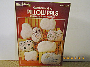Needleworks Book Candlewicking Pillow Pals #112