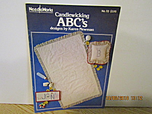 Needleworks Book Candlewicking Abc's #113