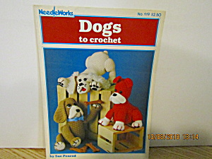 Needleworks Book Dogs To Crochet #119