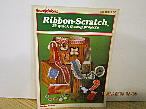 Needleworks Book Ribbon-scratch #123