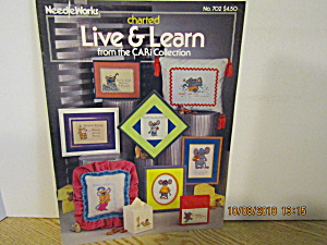 Needleworks Book Live & Learn Cari Collection #702