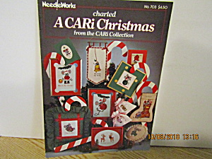 Needleworks Book A Cari Christmas Cari Collection #703
