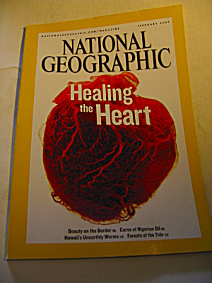 National Geographic Magazine February 2007.