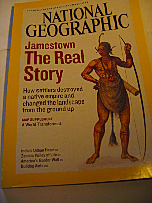National Geographic Magazine May 2007 #2