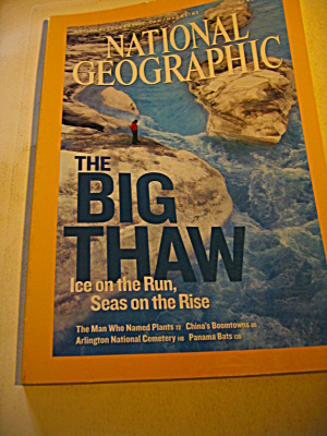 National Geographic Magazine June 2007