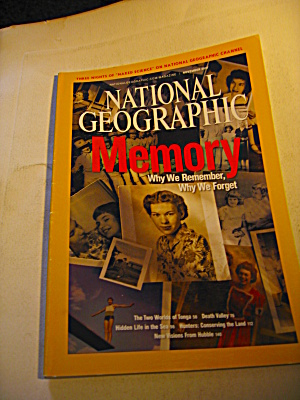 National Geographic Magazine November 2007