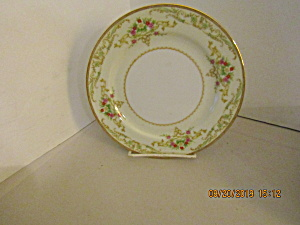 Vintage Noritake China Pattern No N1177 Luncheon Plate