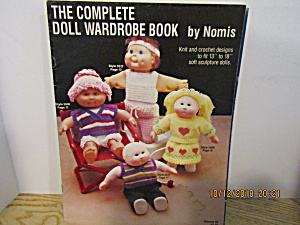 Nomis The Complete Doll Wardrobe Book #55
