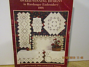 Nordicneedle Award-winning In Hardanger Embroidery #144