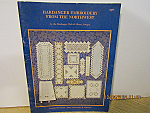 Nordic Needle Hardanger Embroidery From Northwest #145