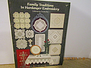 Nn Family Traditions In Hardanger Embroidery #147
