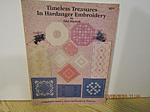 Nn Timeless Treasures In Hardanger Embroidery #150