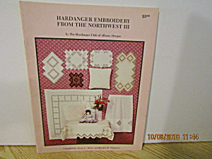Nordicneedle Hardanger Embroidery From Northwest 3 #151
