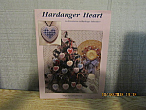 Needlecrafts Unlimited Hardanger Heart #2