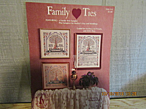 Needle Maid Designs Family Ties #4