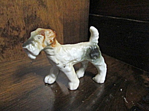 Vintage Japan Terrier Dog Figurine