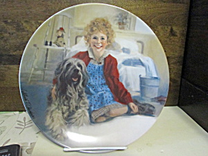 Limited Edition Annie's Plate Annie and Sandy (Image1)