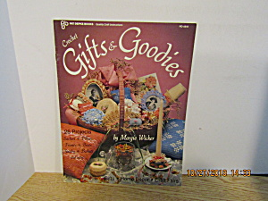 Pat Depke Crafts Bookcrochet Gifts & Goodies #4518