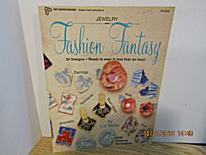 Pat Depke Crafts Book Jewelry Fashion Fantasy #4525