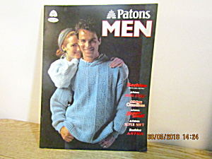 Patons Men Sweater Collection #521