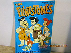 Patons The Flintstones Four Knitting Patterns #529
