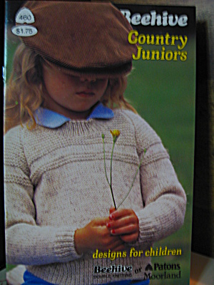 Beehive Patons Country Juniors Booklet #460