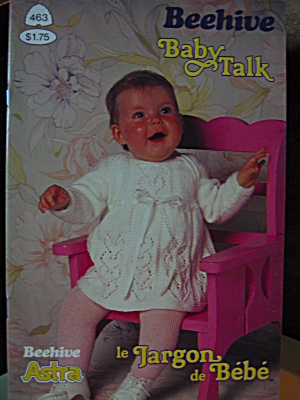 Patons Beehive Baby Talk Booklet #463