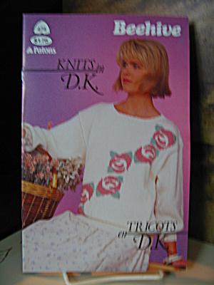 Patons Beehive Knits D.k. Booklet #474
