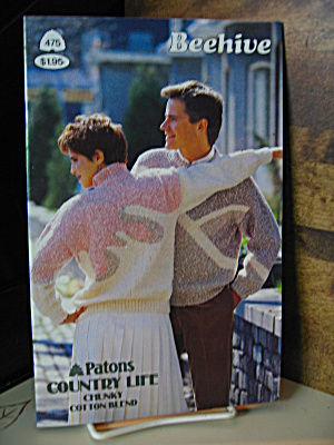 Patons Beehive Country Life Booklet #475