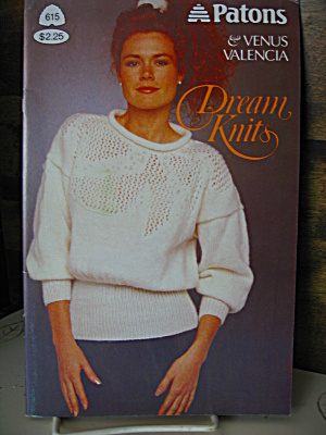 Patons Dream Knits Booklet #615
