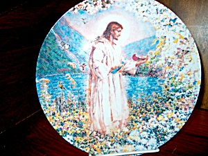 The Lord's Love Collector Plate