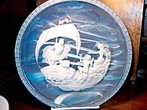 Limited Edition Plate The Sirens