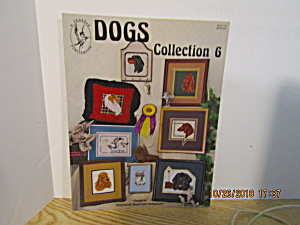 Pegasus Cross Stitch Book Dogs Collection Six #174