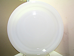 Vintage Milk Glass Pyrex 10 Inch Pie Plate