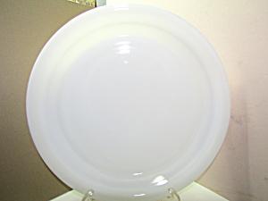 Vintage Milk Glass Pyrex 10 Inch Pie Plate & Pyrex 9\