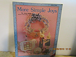 Plaid Craft Painting Book More Simple Joys #8364