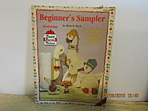 Plaid Painting Book Beginner's Sampler #8378