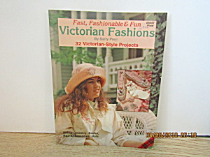 Plaid Painting Book Victorian Fashions #8447